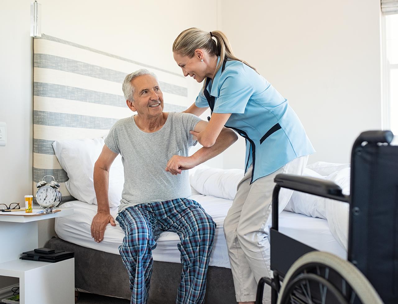Future Living Care: Best Care Company Liverpool